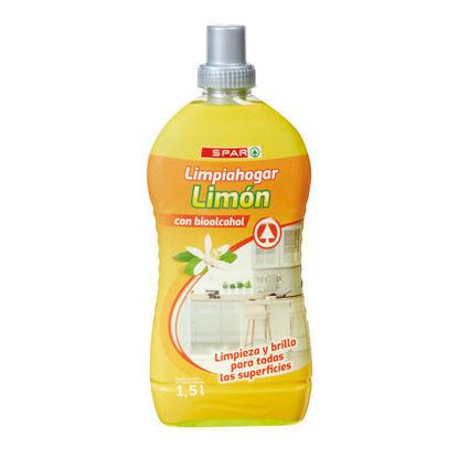 Imagem de Det SPAR Bio Álcool Limão 1,5Lt
